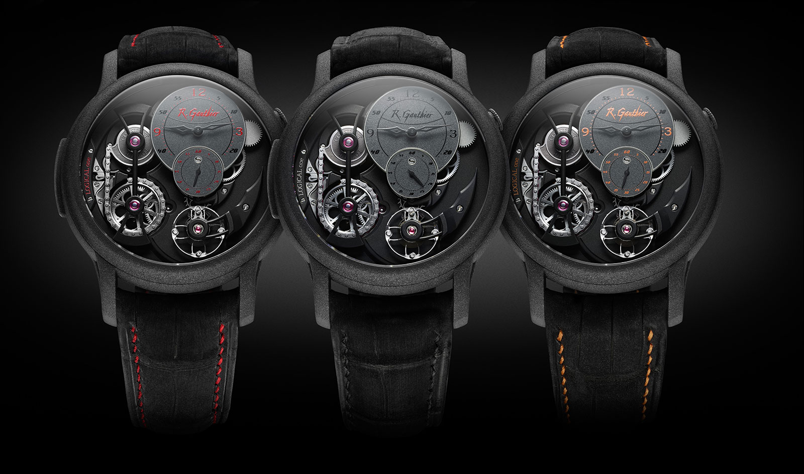 Romain Gauthier Logical One Enraged 4