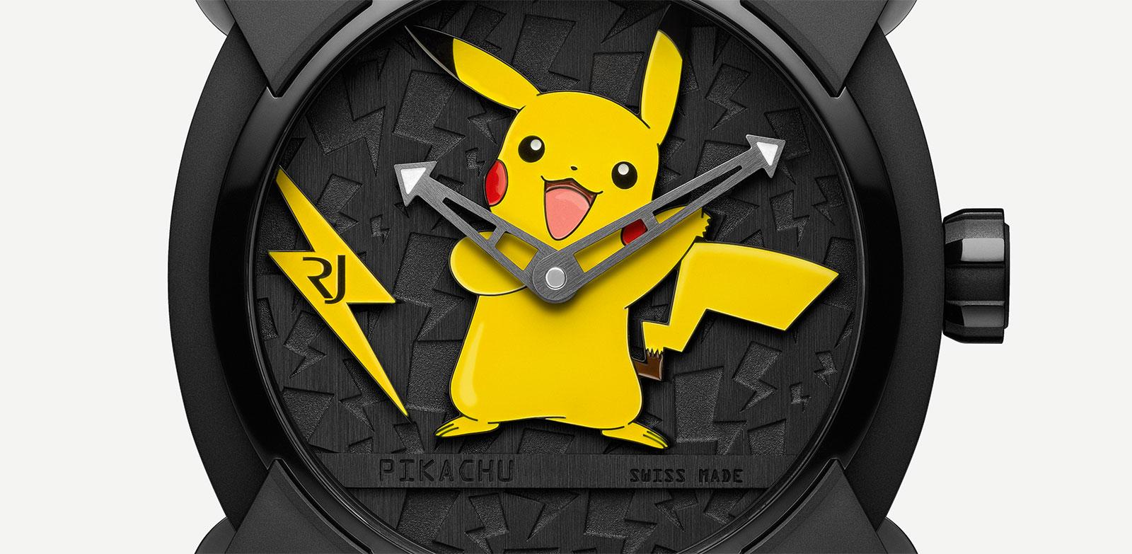 Romain Jerome Pokemon watch 1