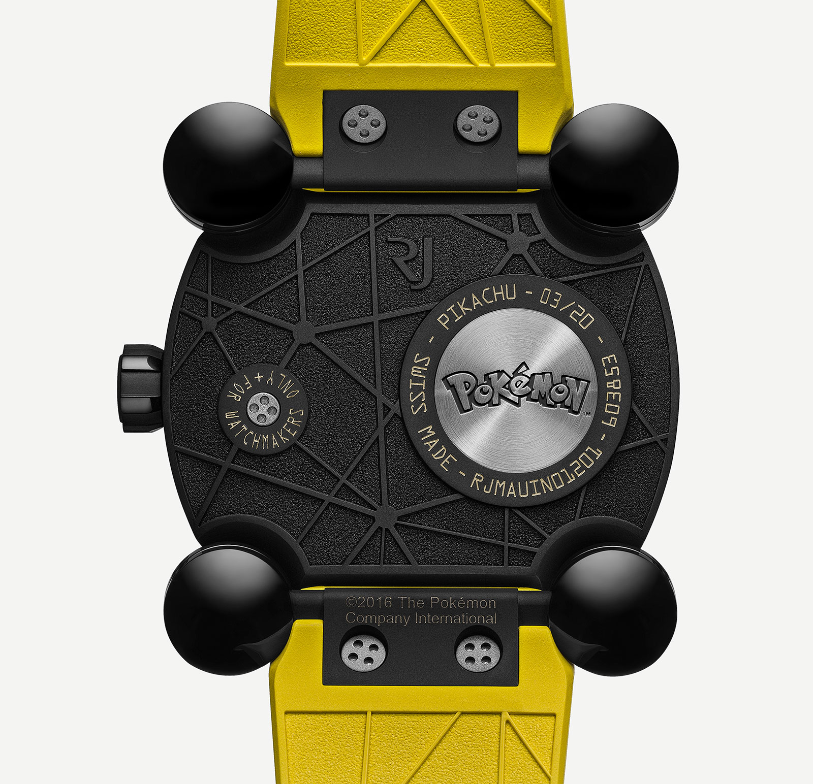 Romain Jerome Pokemon watch 2