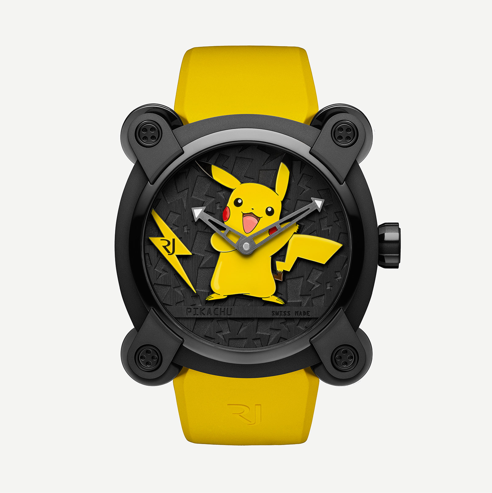 Romain Jerome Pokemon watch 3