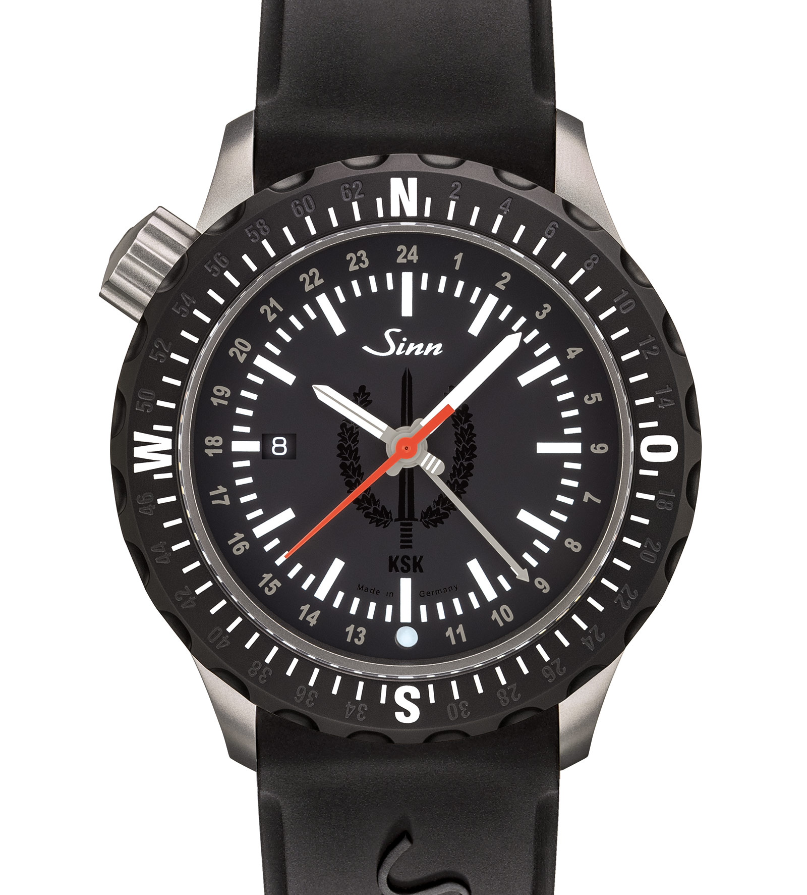Sinn 212 KSK dive watch 2