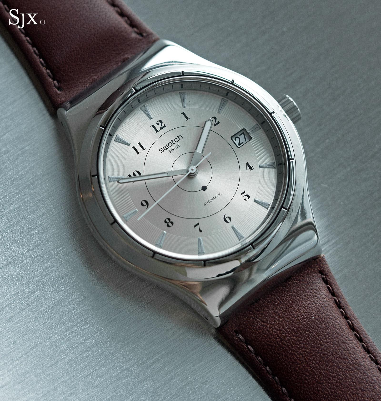 Swatch Sistem51 Irony Sistem Earth YIS400