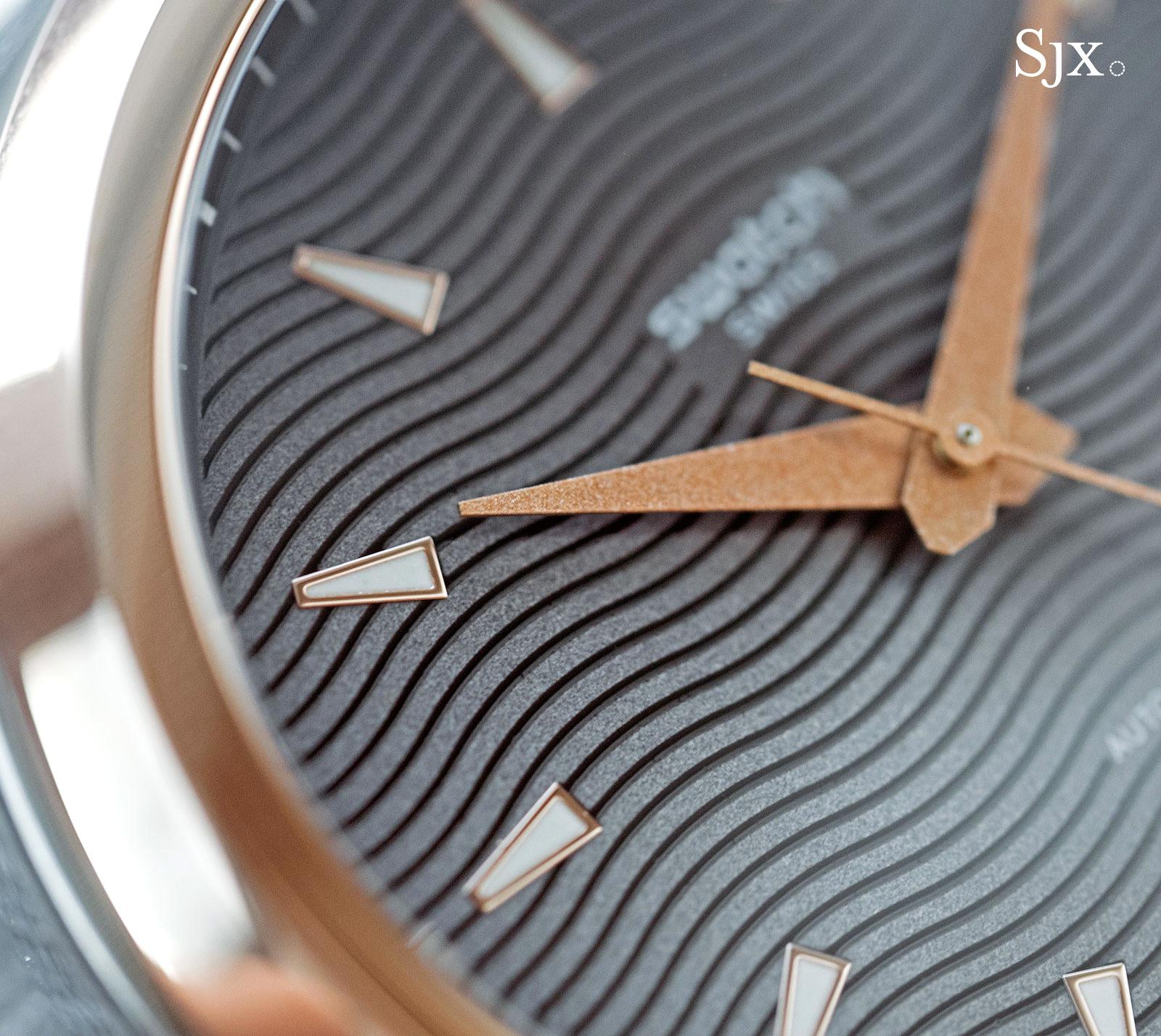 Swatch Sistem51 Irony Tux YIS405G -1