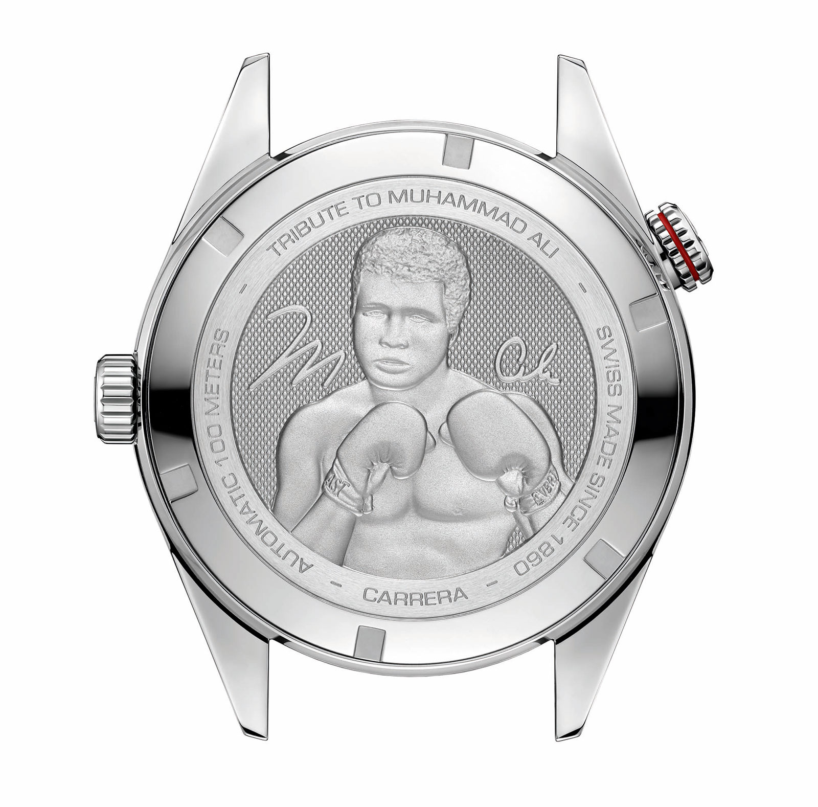 TAG Heuer Carrera Ring Master Calibre 5 Muhammad Ali 2
