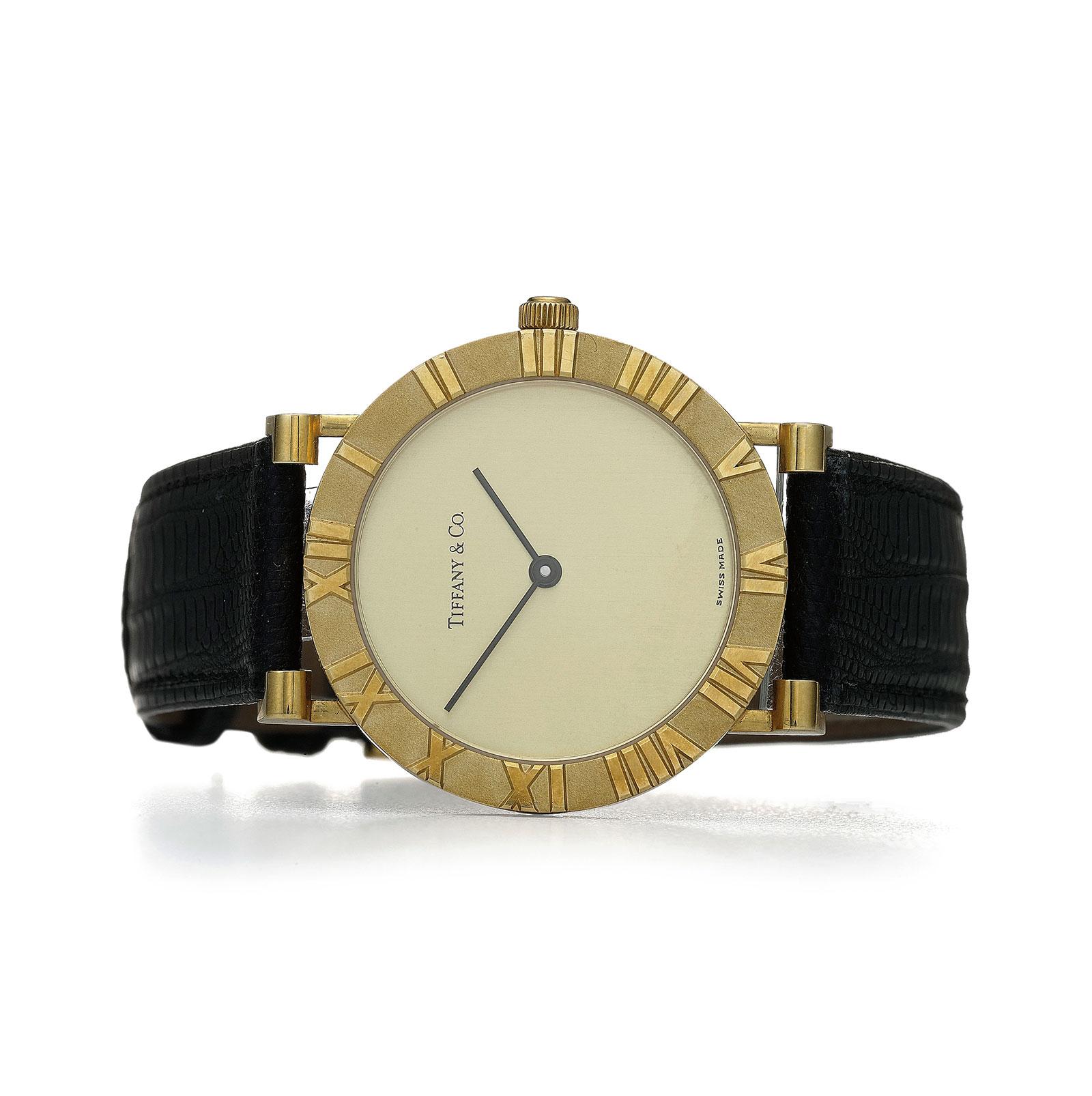 Tiffany & Co. Atlas watch original