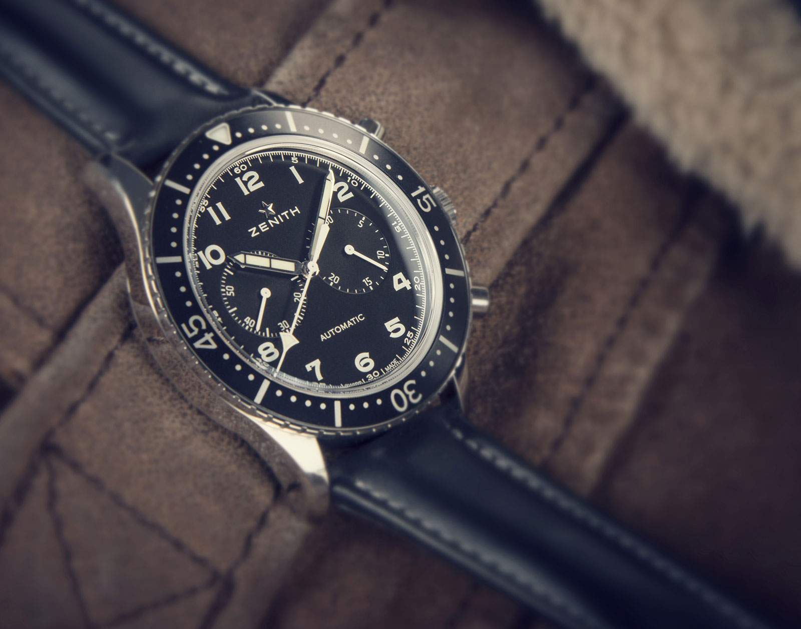 Zenith Heritage Cronometro TIPO CP-2 - 4