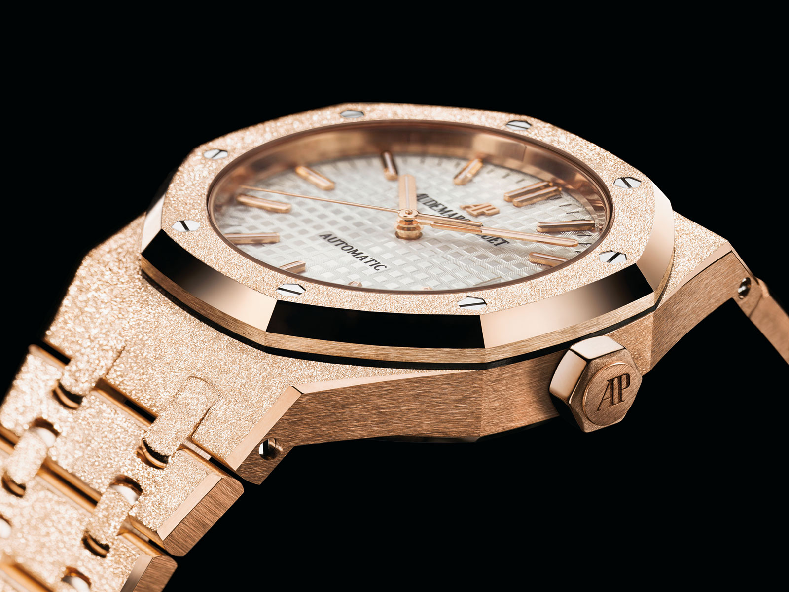 Audemars Piguet Royal Oak Frosted Gold 6