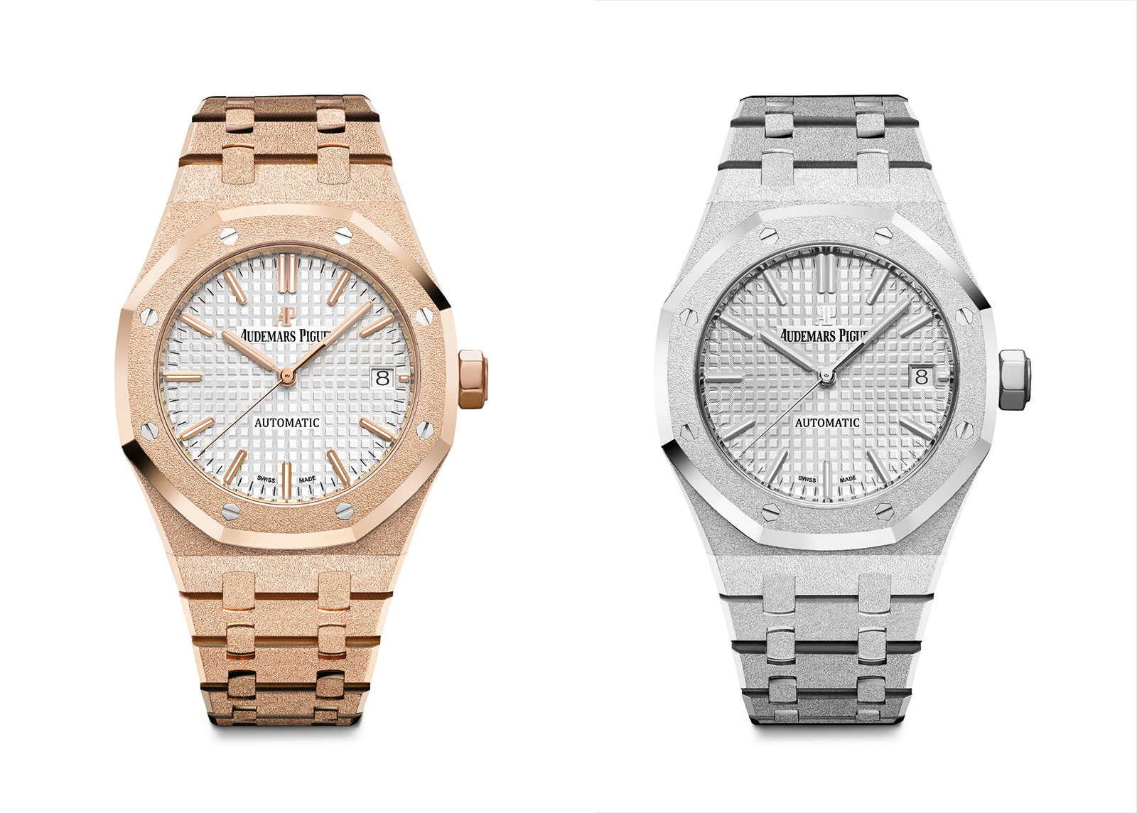 Audemars Piguet Royal Oak Frosted Gold 7