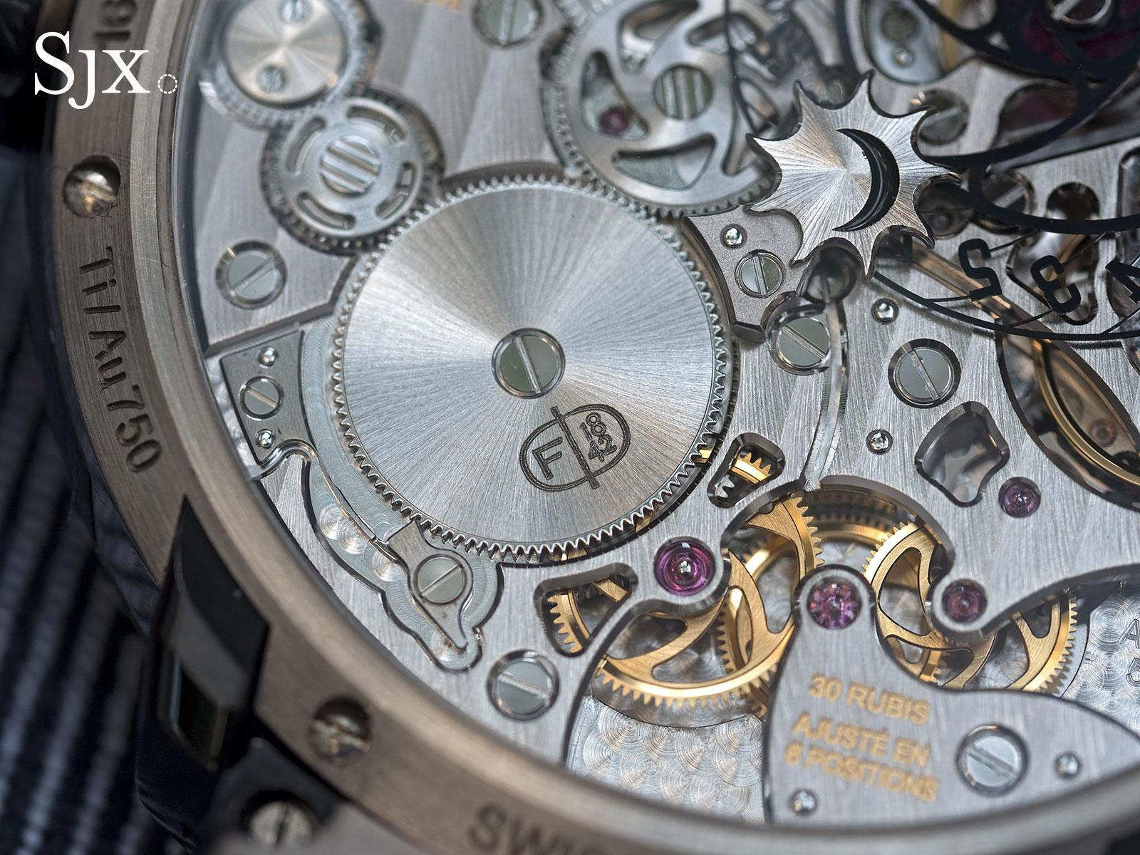 Fabergé Visionnaire DTZ 14