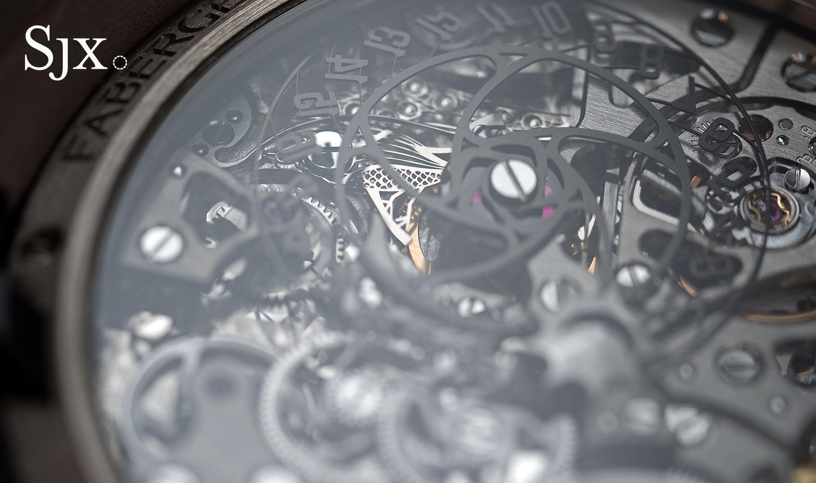 Fabergé Visionnaire DTZ 16