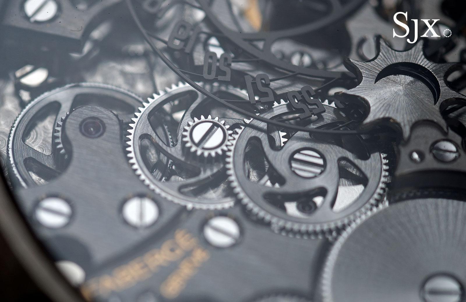 Fabergé Visionnaire DTZ 17