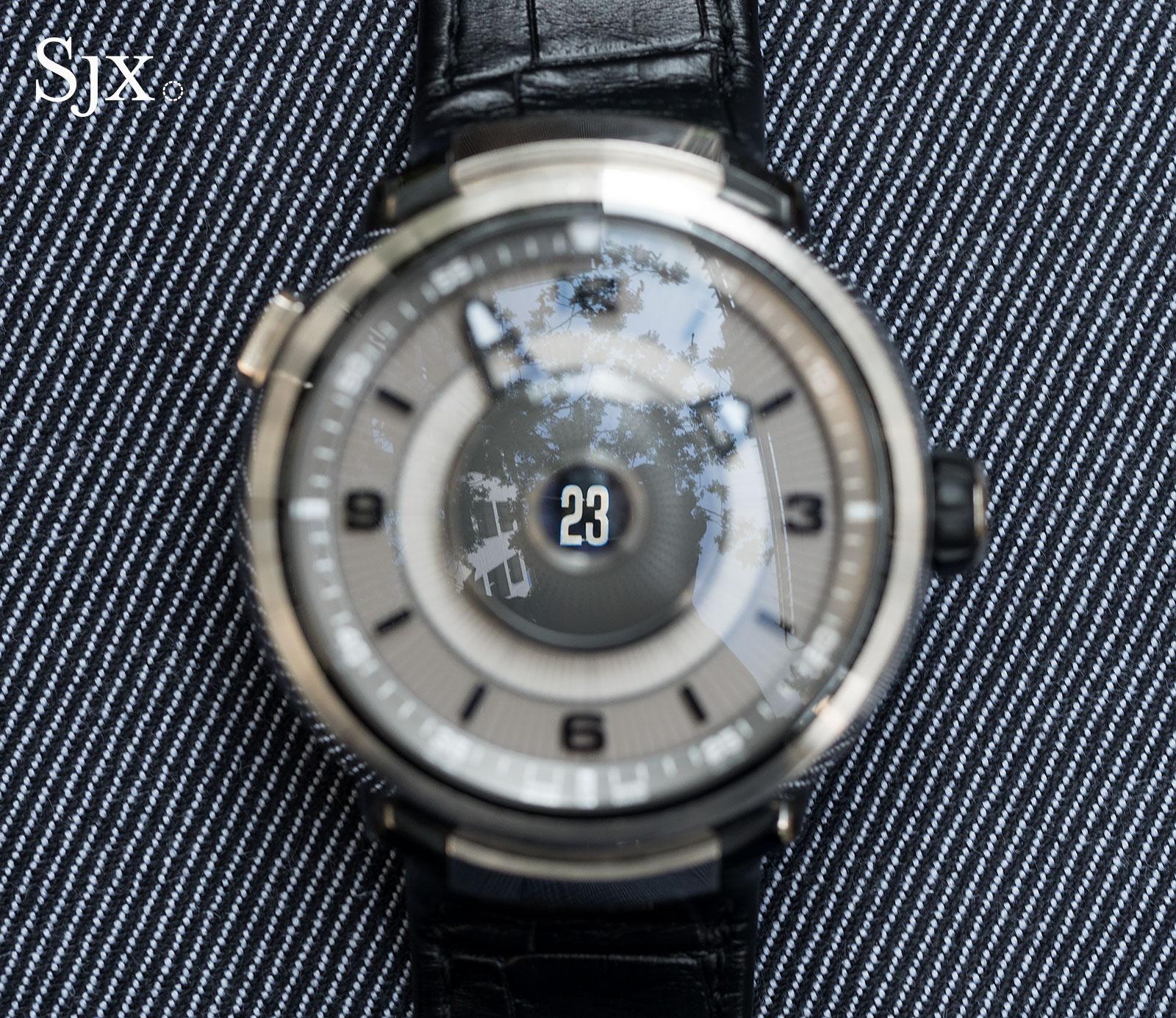 Fabergé Visionnaire DTZ 7
