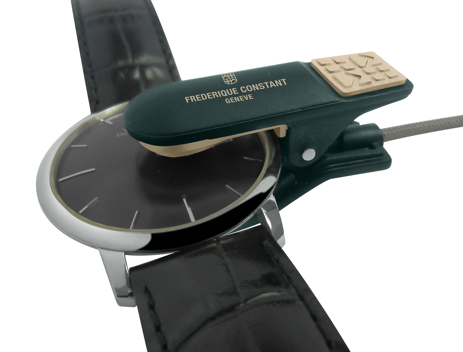 Frederique Constant Analytics watch timing device 2