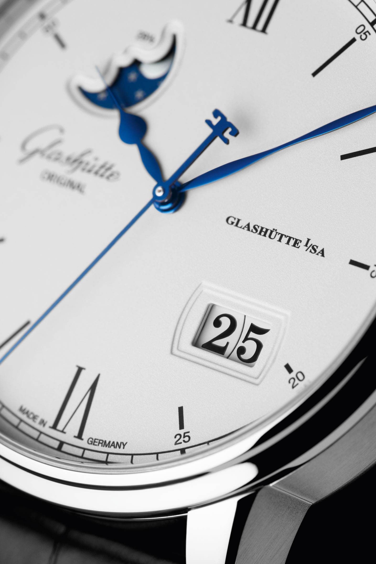 Glashütte Original Senator Excellence Panorama Date Moon Phase 2