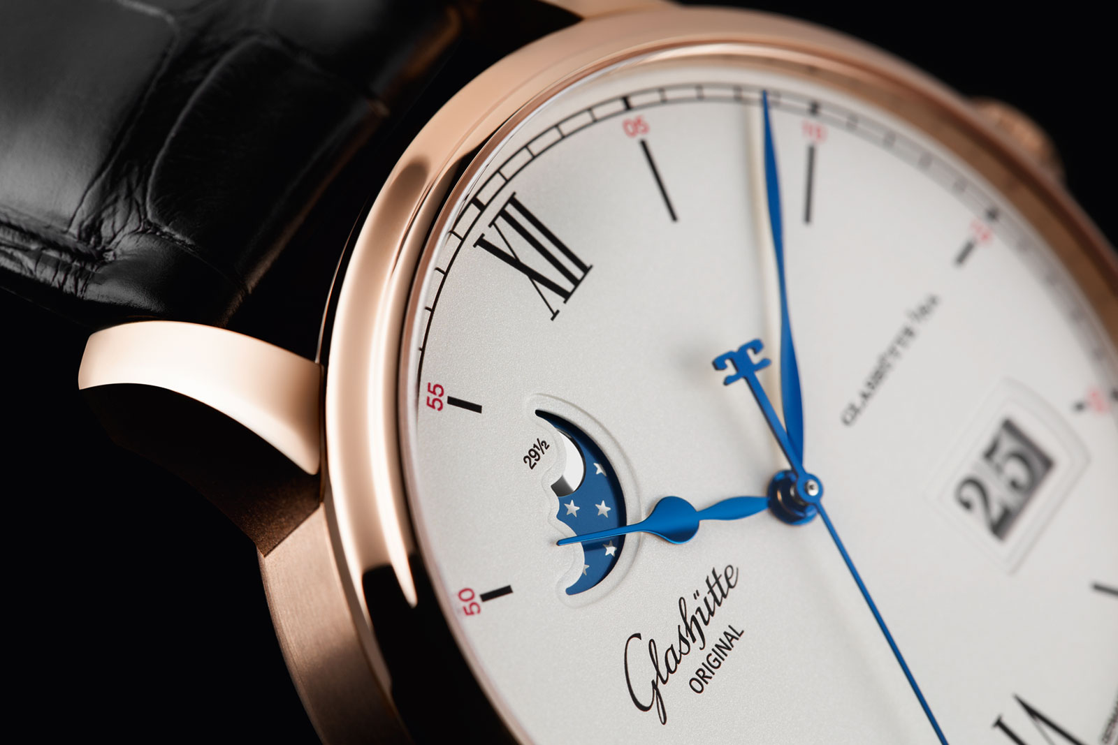 Glashütte Original Senator Excellence Panorama Date Moon Phase 4