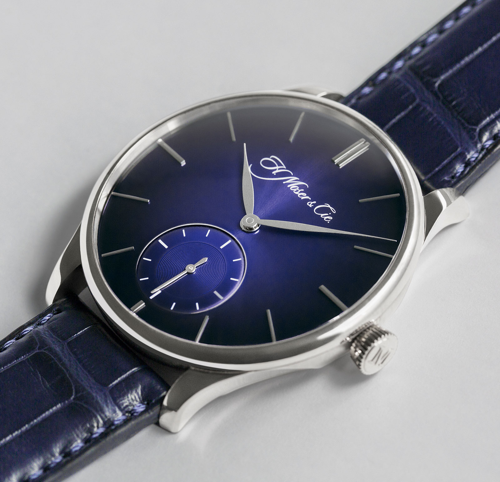 H. Moser & Cie. Introduces the Venturer XL with Patented Magnetism-Resistant Hairspring | SJX Watches