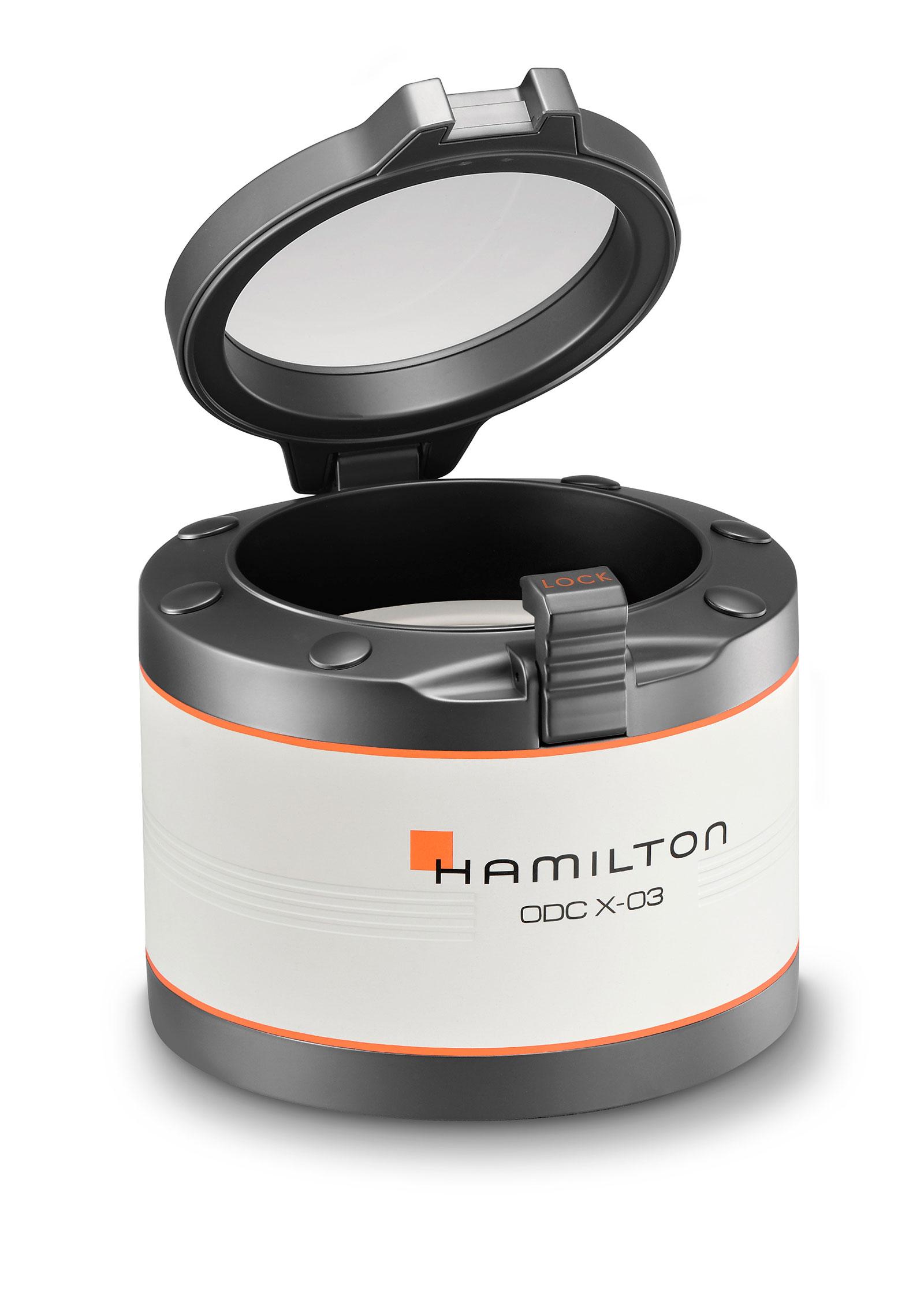 Hamilton ODC X-03 Interstellar 5