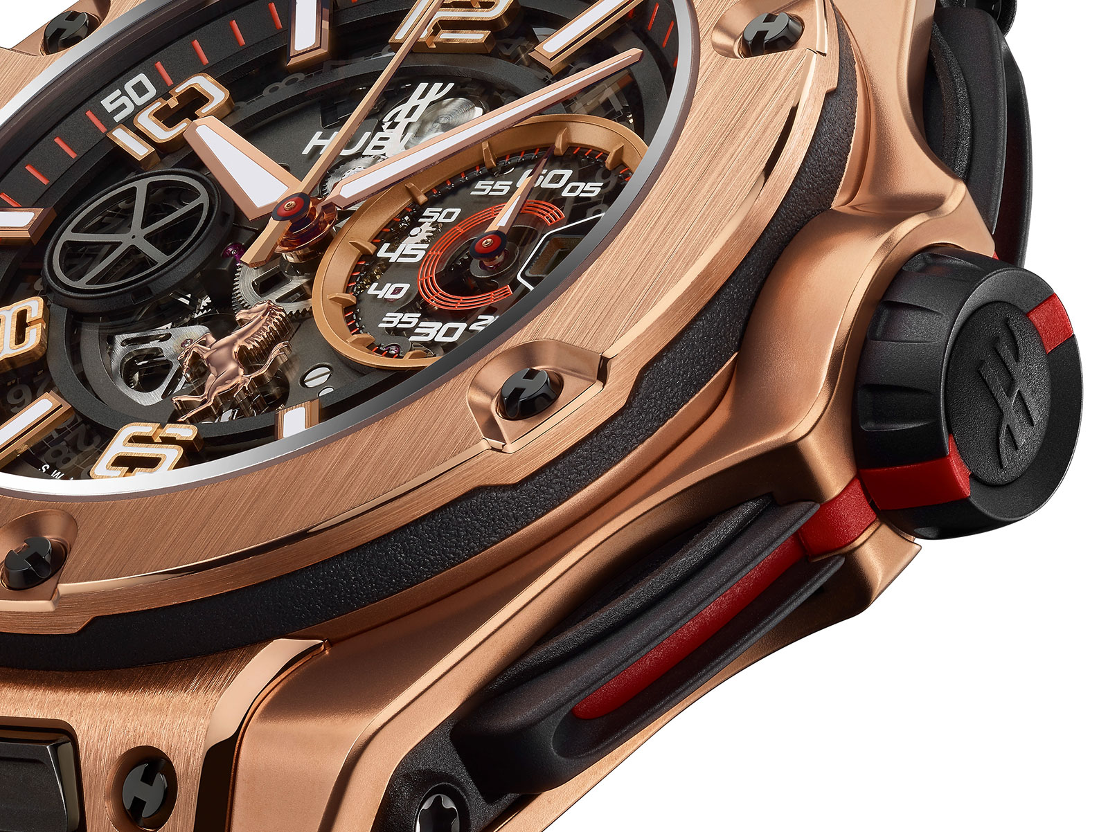 Hublot Big Bang Ferrari King Gold 1
