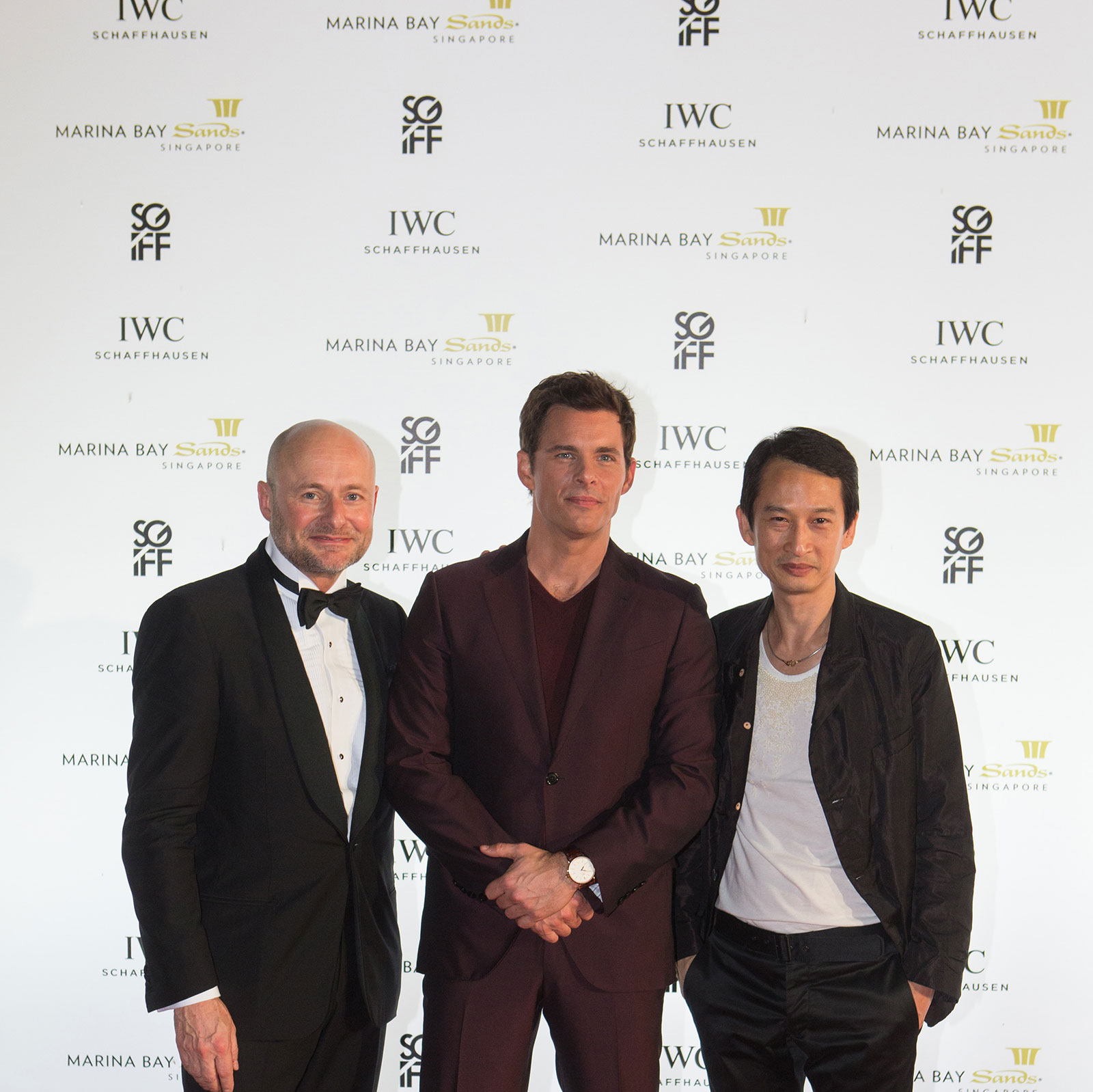 IWC SGIFF 2016 James Marsden 2