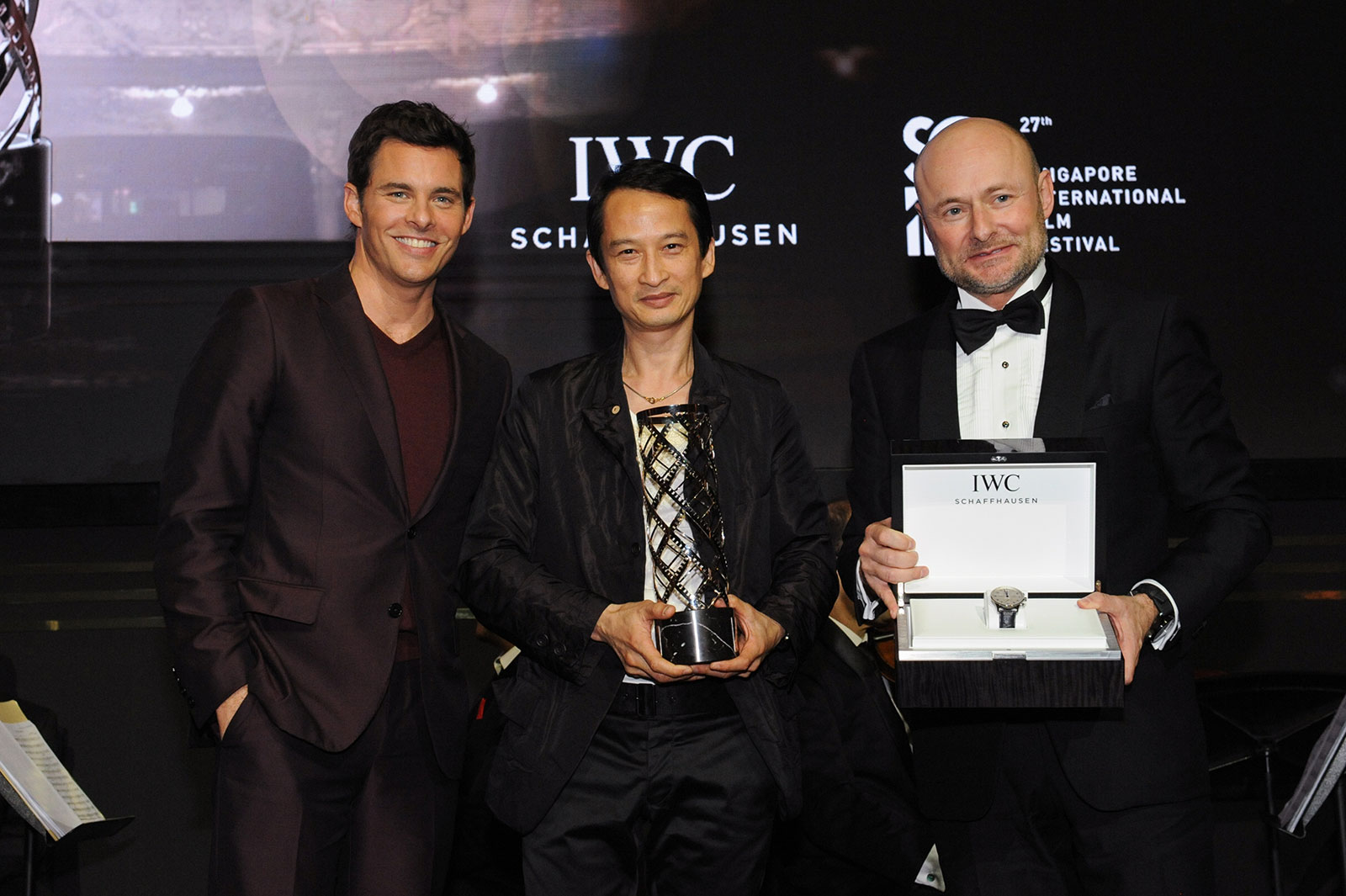 IWC SGIFF 2016 James Marsden 5