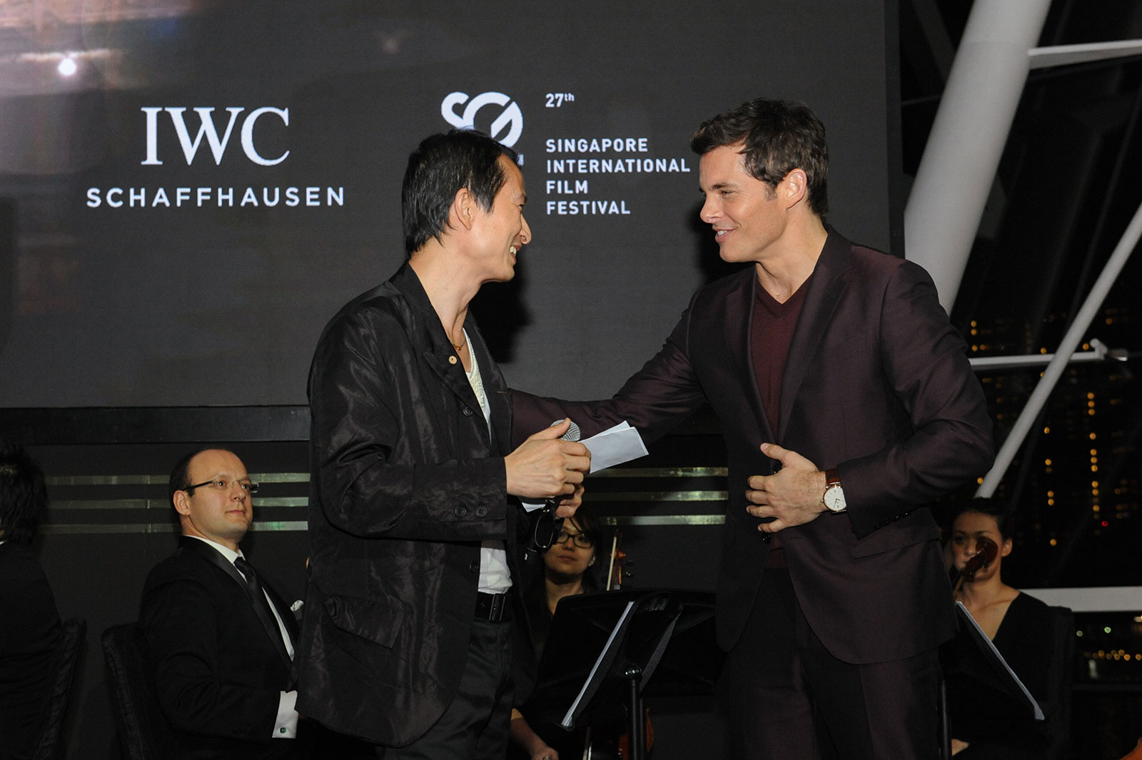 IWC SGIFF 2016 James Marsden 6
