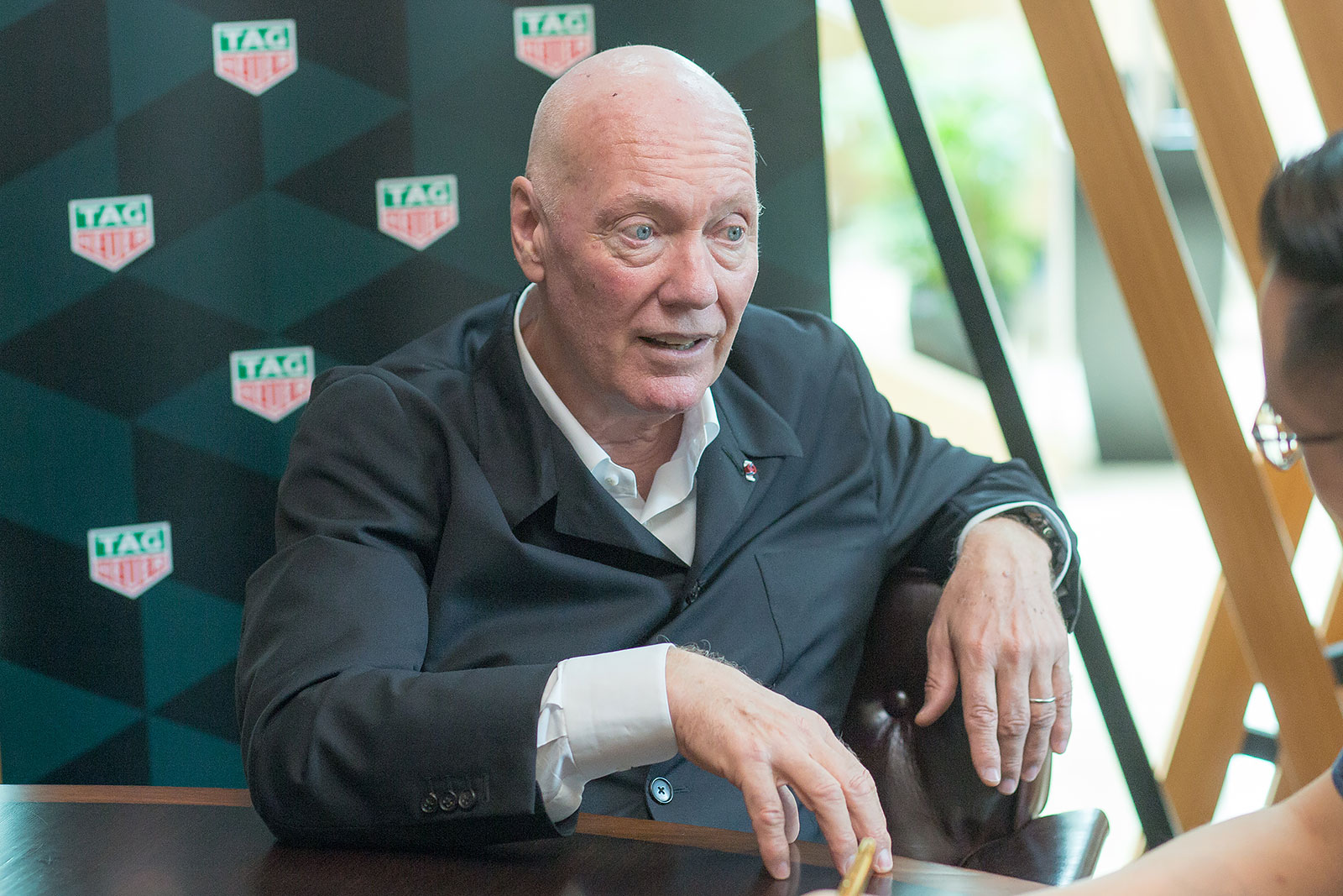 Jean-Claude Biver TAG Heuer interview Nov 2016-1