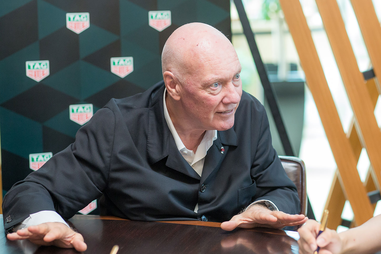Jean-Claude Biver TAG Heuer interview Nov 2016-2