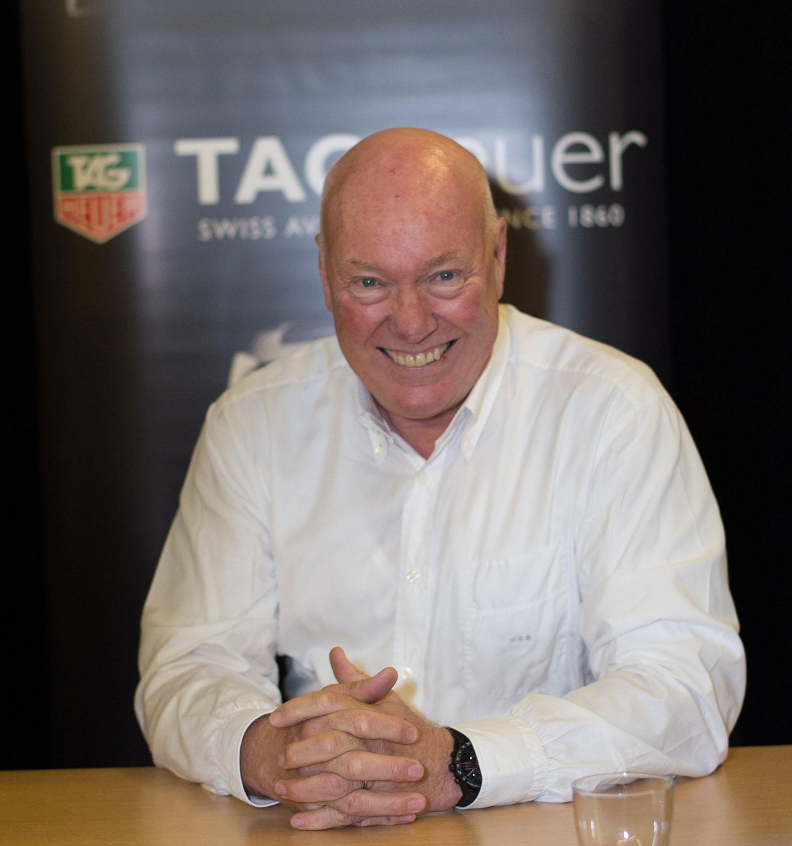 1811dc8de992 Interview: Jean-Claude Biver on How He Turned Around TAG Heuer | SJX ...