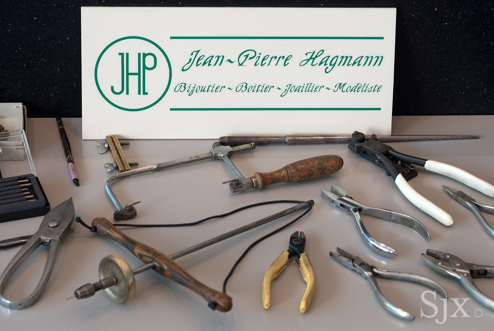 Jean-Pierre Hagmann interview 2016-7