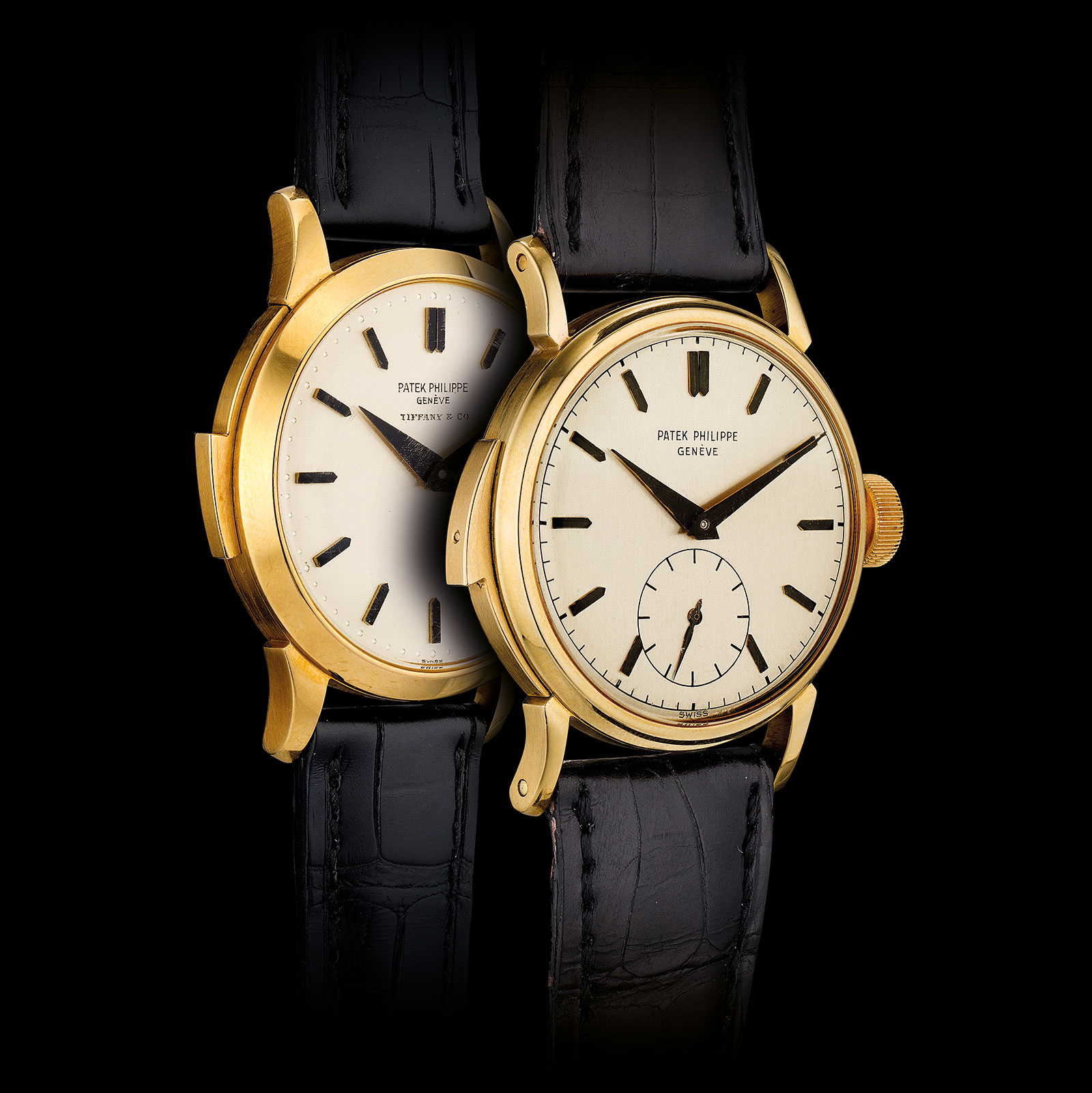 Patek Philippe 2419 and 2524 minute repeaters