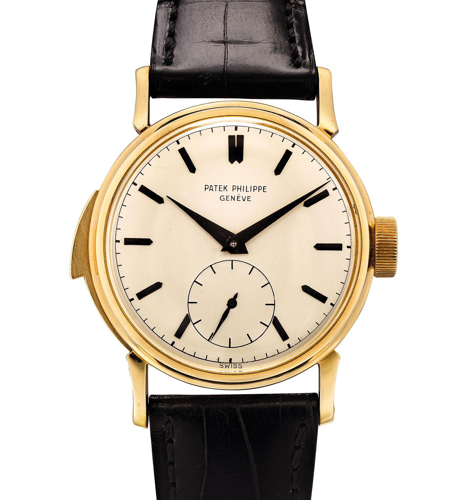 Patek Philippe 2419 minute repeater Cartier 1