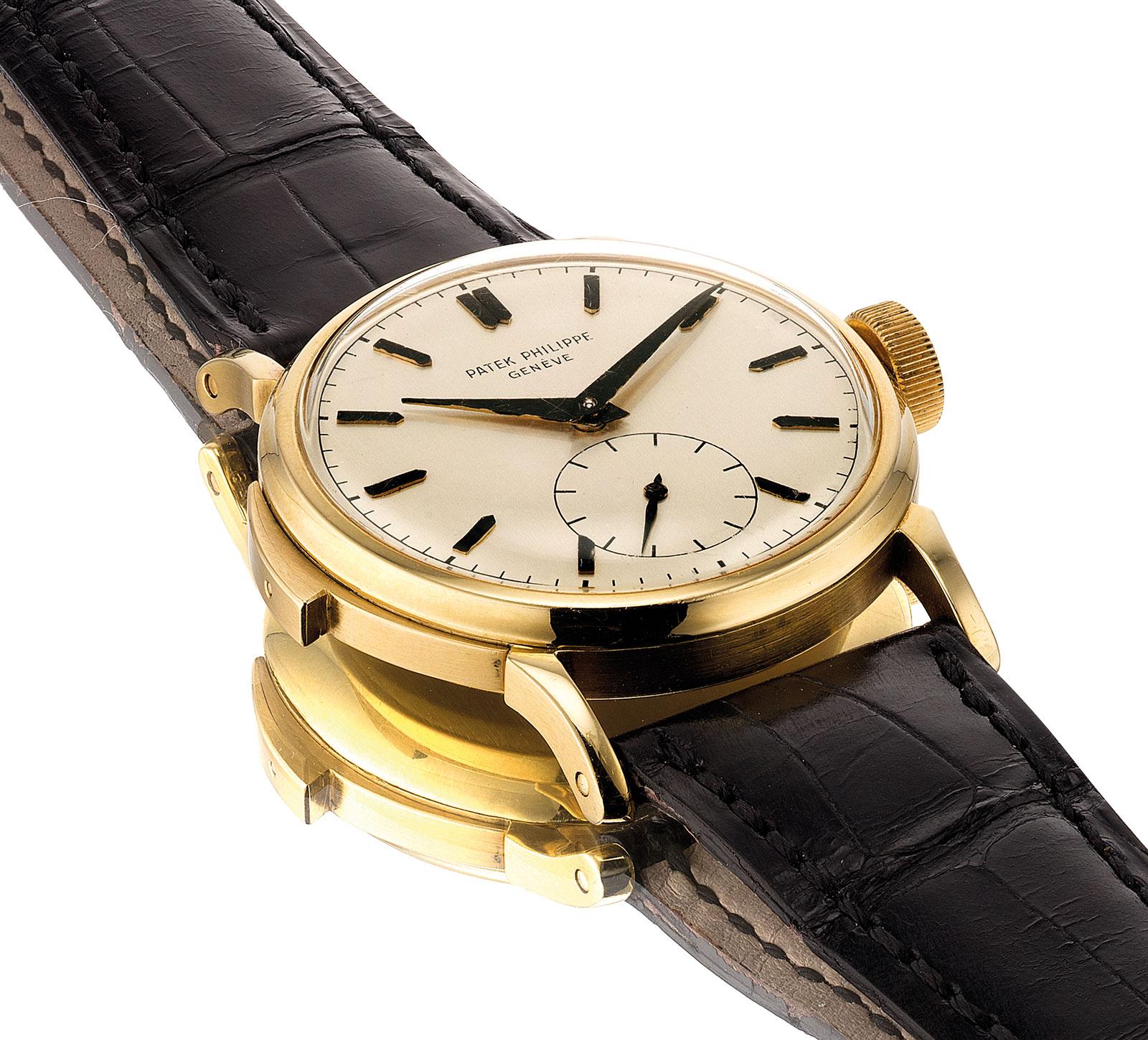 Patek Philippe 2419 minute repeater Cartier 2