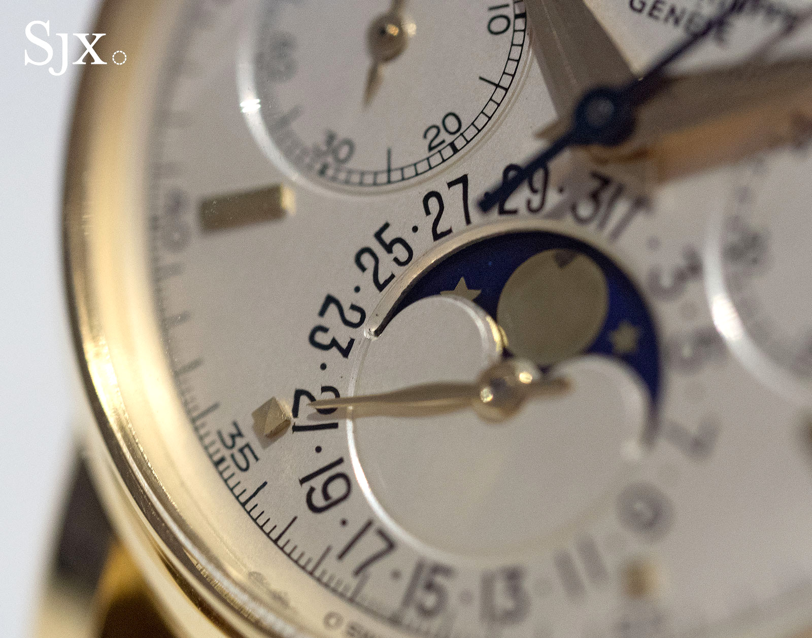Patek Philippe 2499 yellow gold fourth series 4