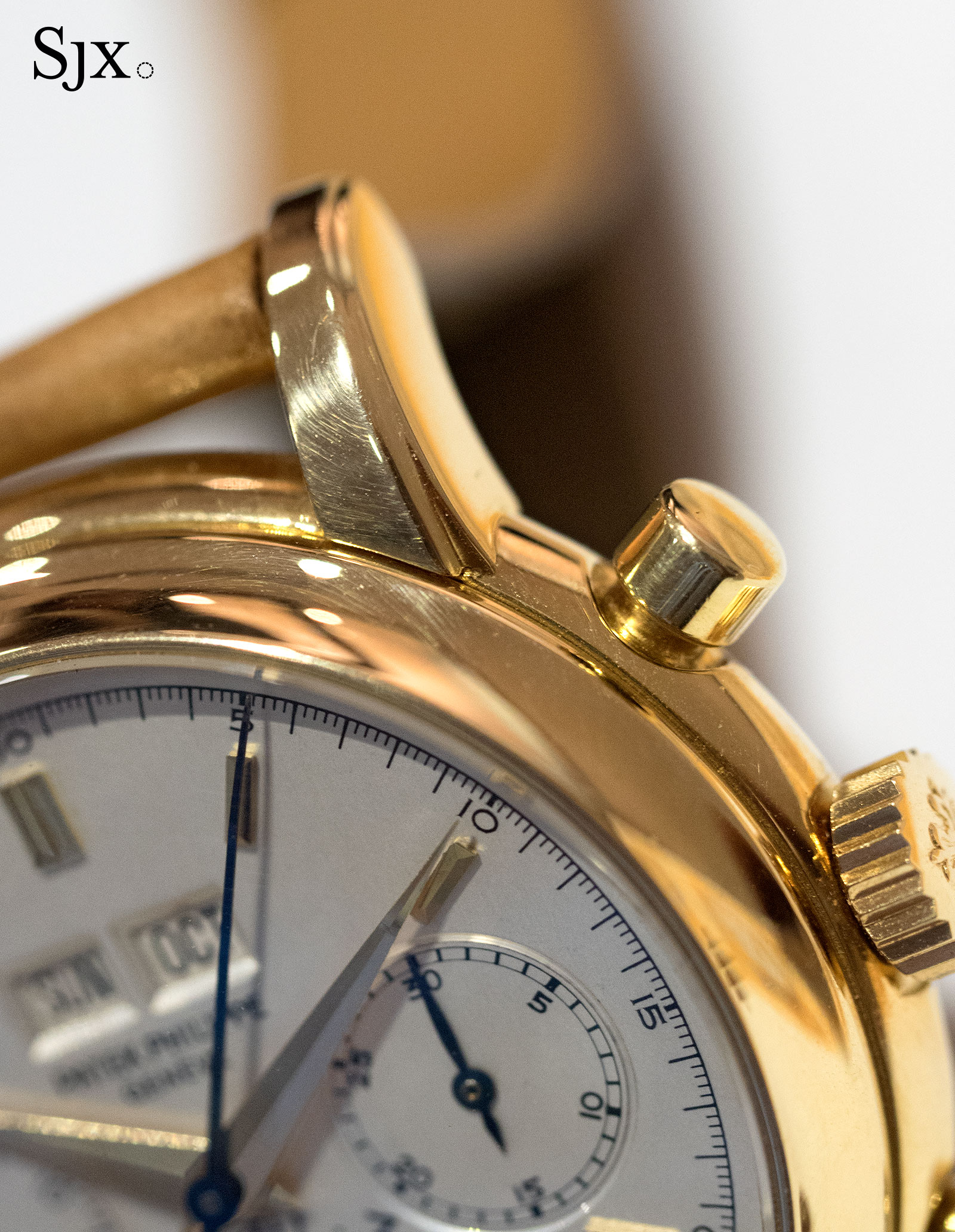 Patek Philippe 2499 yellow gold fourth series 6