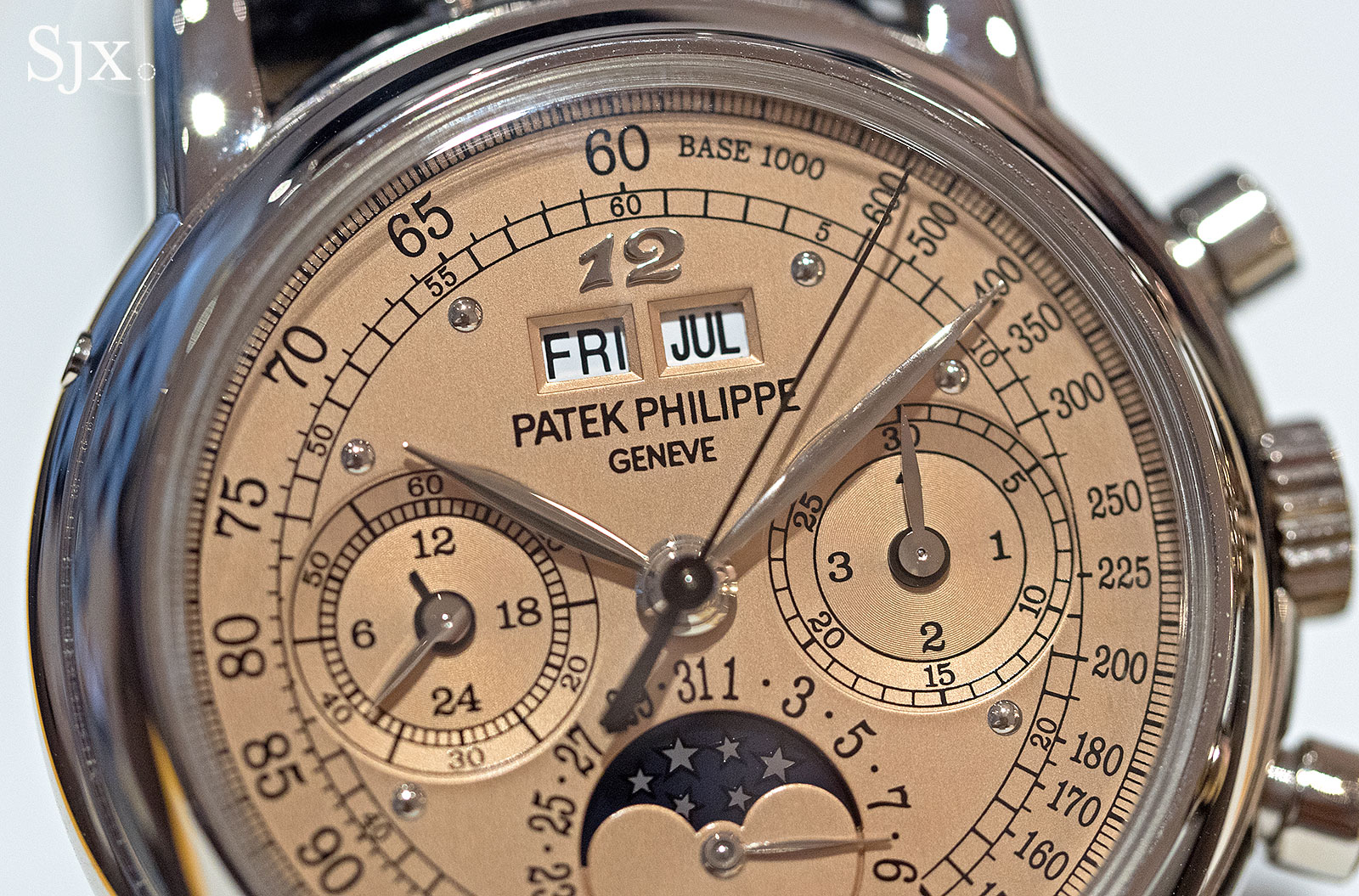 Patek Philippe ref. 3970G Eric Clapton