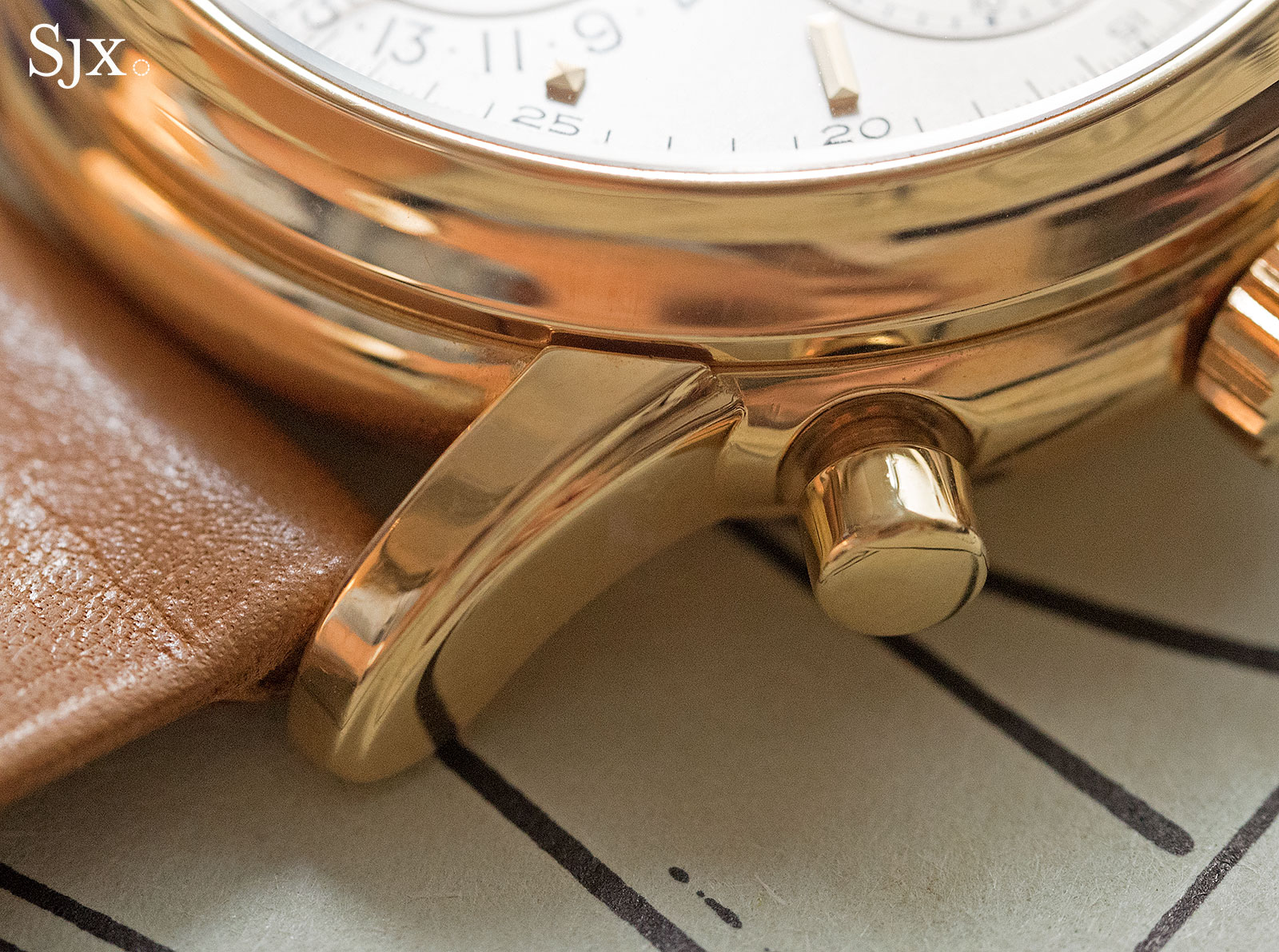 Phillips HKWA3 Patek Philippe 2499 fourth series 4