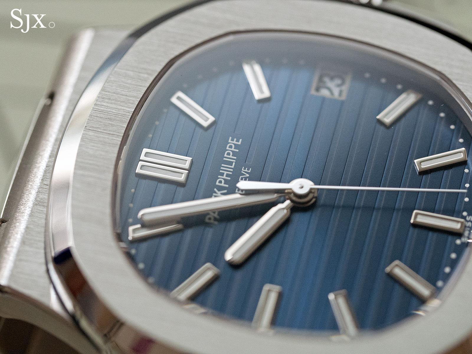 Phillips HKWA3 Patek Philippe Nautilus platinum 5711P - 3