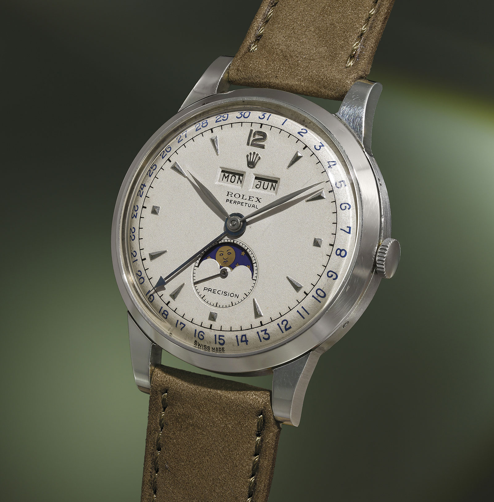 Record Set For Most Expensive Rolex Sold In Asia At Just Over Us 1m