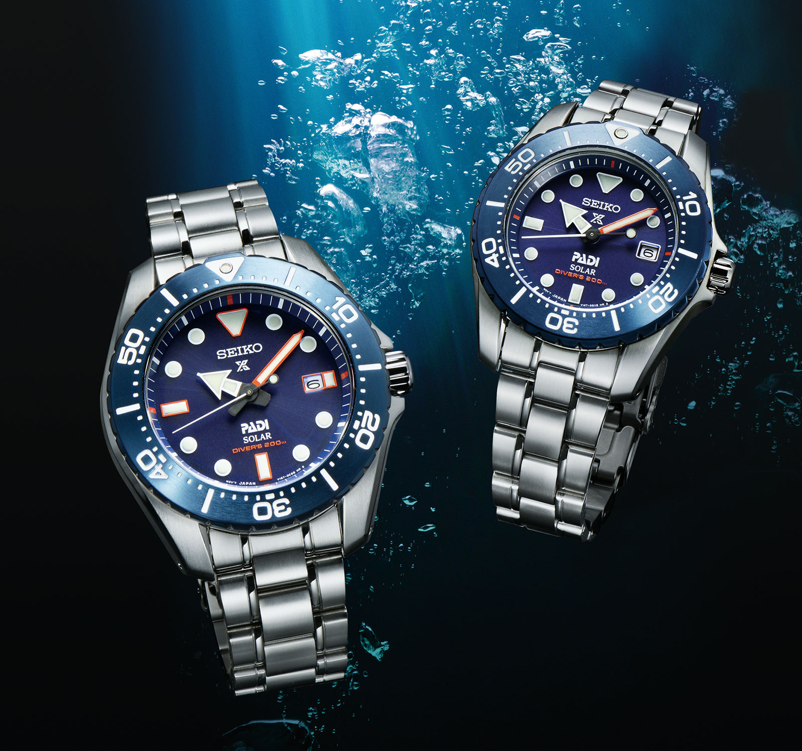 cc20cf9f8 Seiko Introduces Quartet of Japan-Only Prospex PADI Diver Limited ...