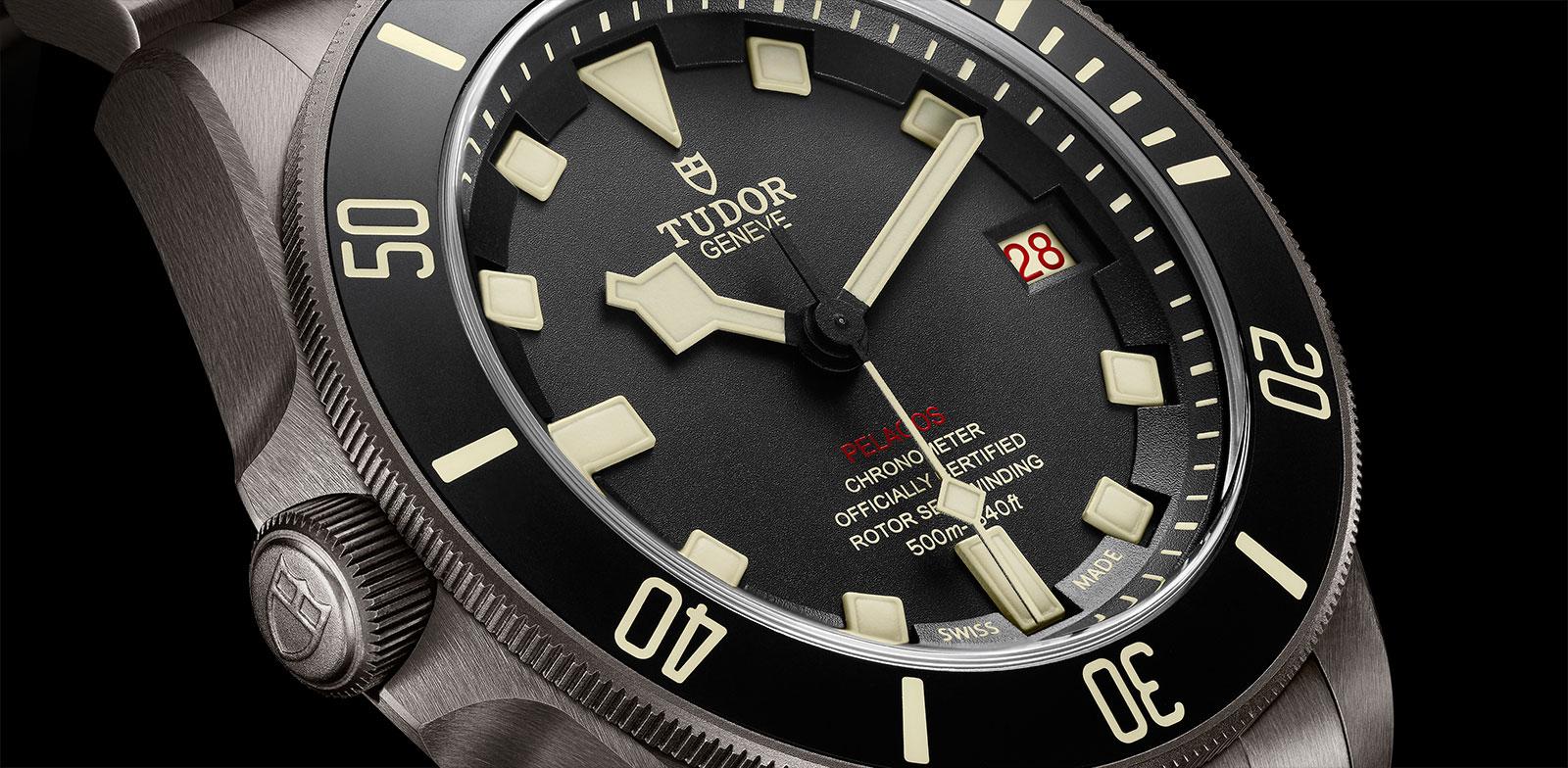 Tudor Pelagos LHD 5