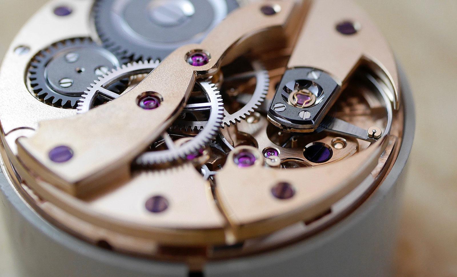 Atelier de Chronometrie AdC #2-1