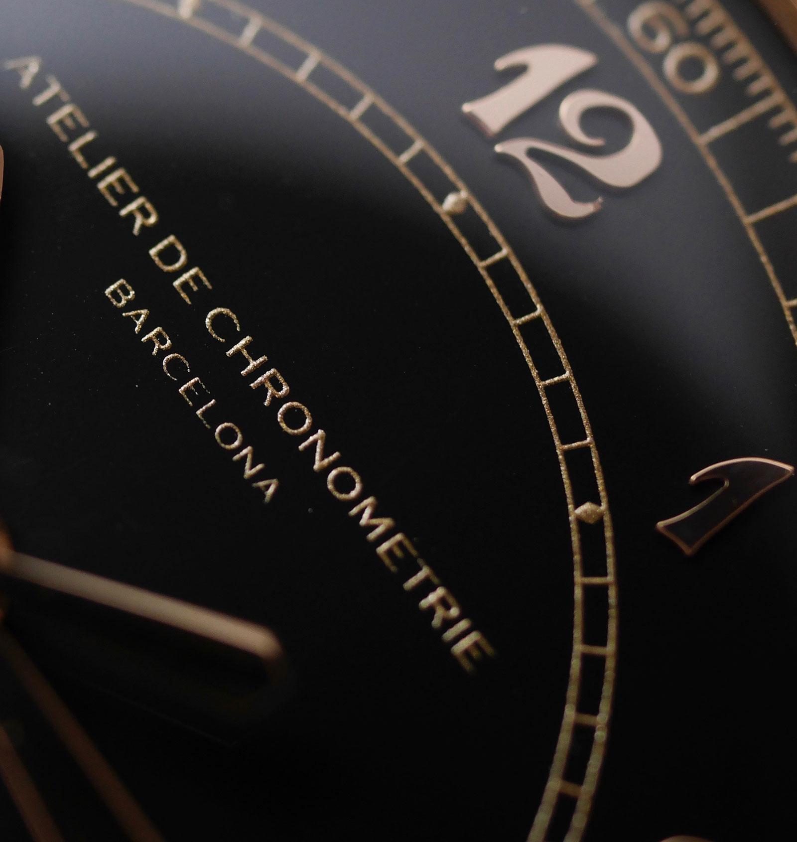 Atelier de Chronometrie AdC #2-3