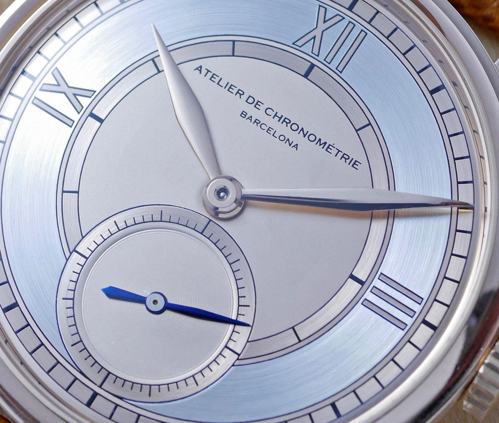 Atelier de Chronometrie AdC #3-2