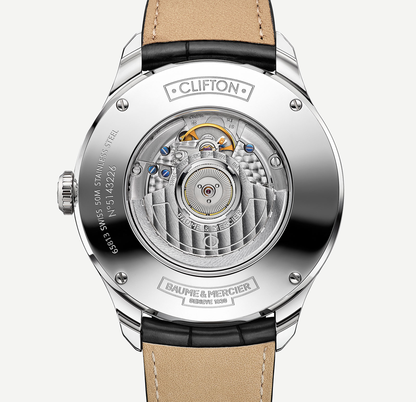 Baume & Mercier Clifton GMT Power Reserve 1