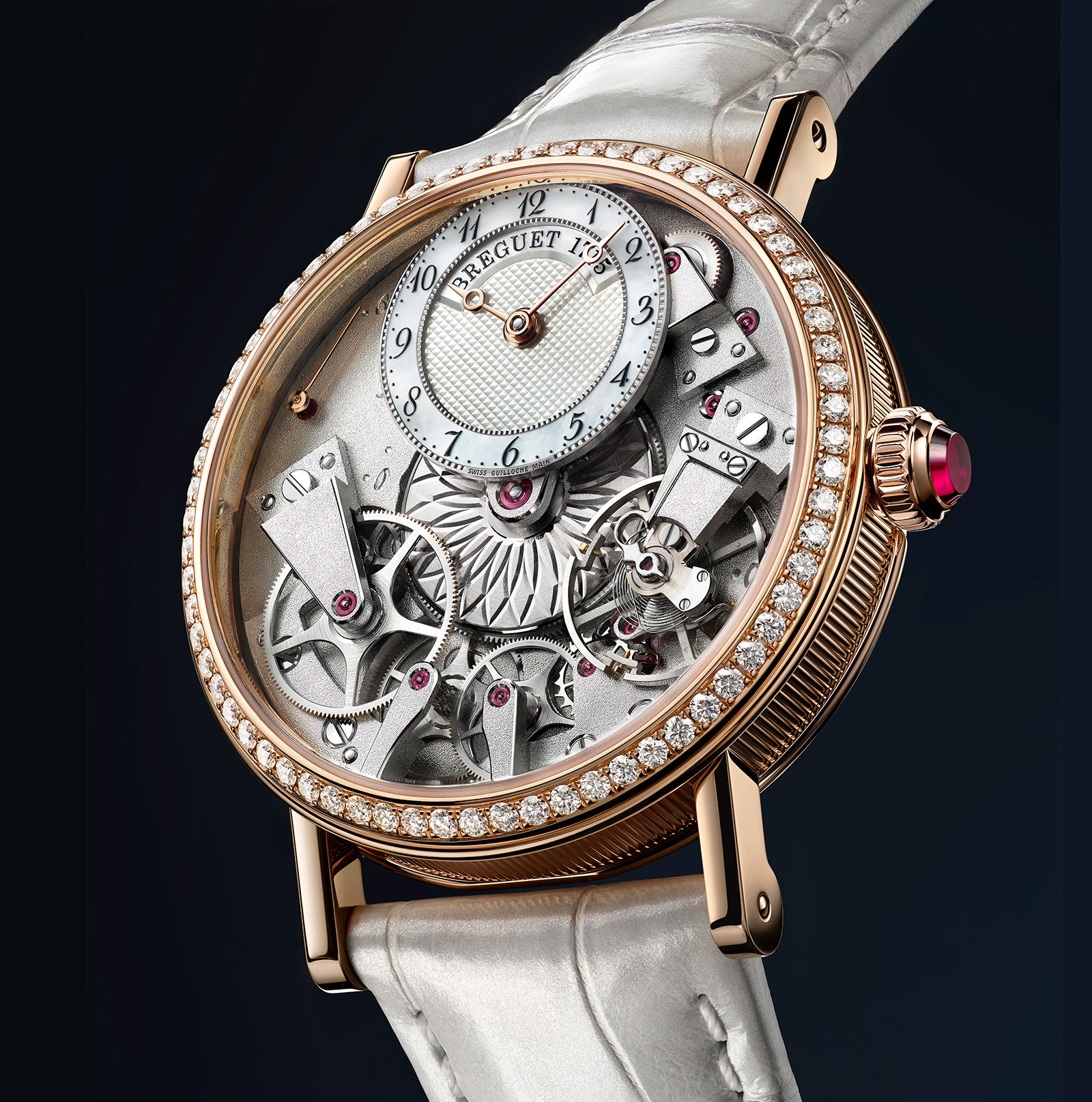 Breguet Tradition Dame 7038 rose gold 2
