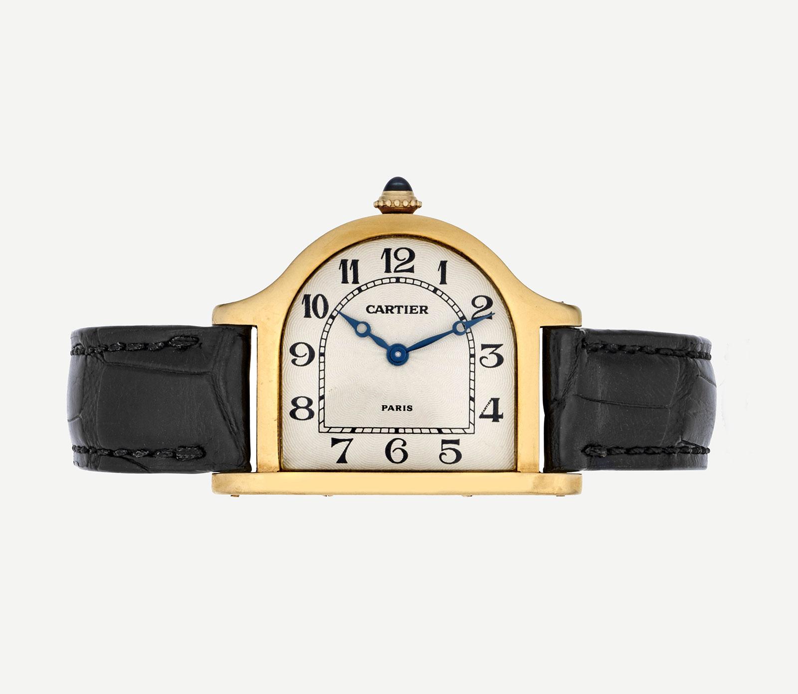 Christie's Online Cartier Cloche