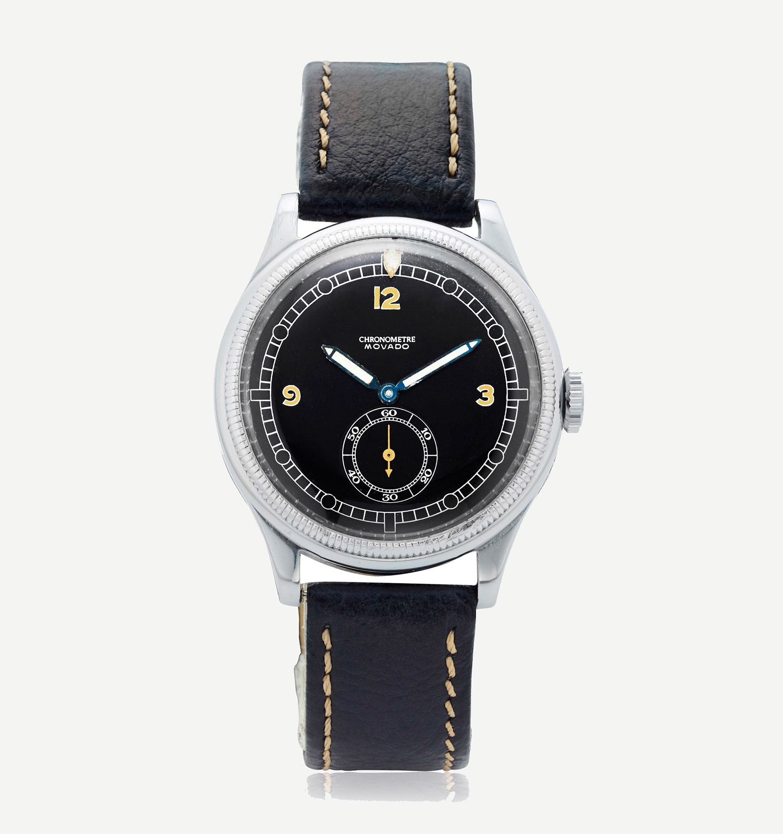 Christie's Online Movado Pilots Chronometer