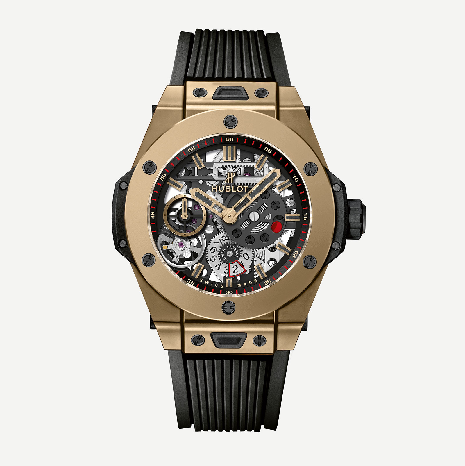 Hublot Big Bang MECA-10 Magic Gold 1
