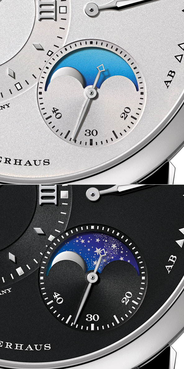 Lange 1 Moon Phase SIHH 2016-1