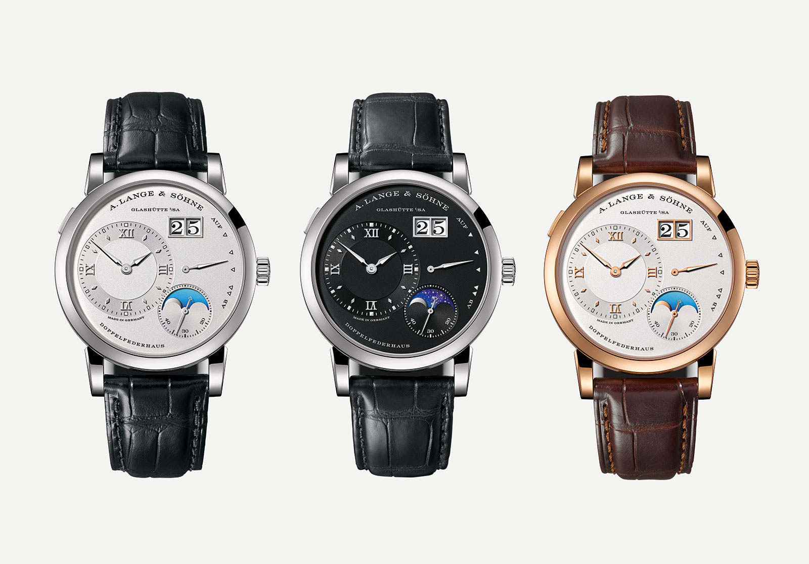 Lange 1 Moon Phase SIHH 2016-2